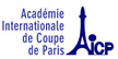 Académie Internationale de Coupe de Paris - Logo